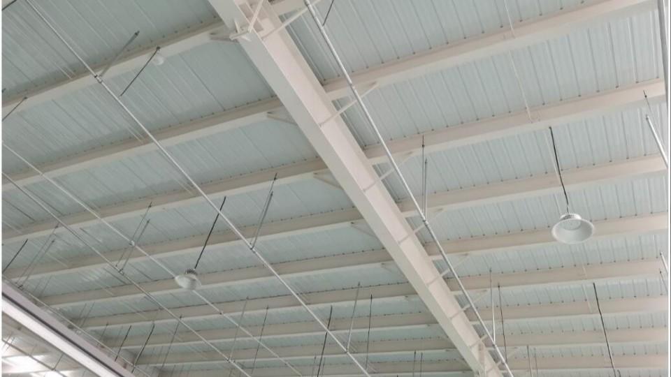 精钢防腐钢塑板客户案例之南通颖拓家居有限公司