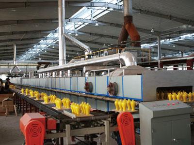 陶瓷厂行业